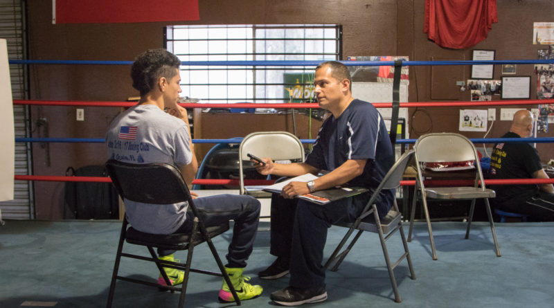 It was an honor to interview Summer Olympian and World Boxing Champ, Antonio Vargas as a feature story for our second quarter issue of Ocala Christian Advocate. He shares his story of how being a Christian positively influenced his life personally and professionally. He credits his faith for overcoming adversity.