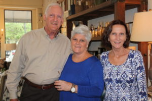 Mike Roth, Mary Fuqua, Maggie Huckabee