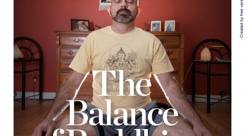 The Balance of Buddhism